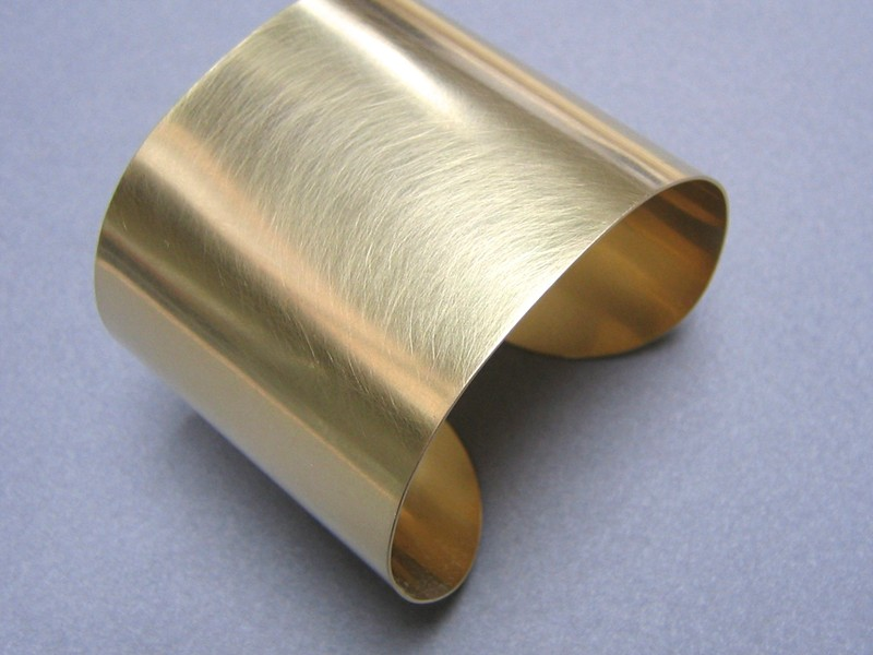 Yellow Gold Cuff